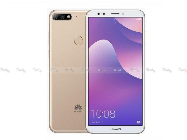 Huawei Y7 Prime 2018 -Gold-تصویر اصلی