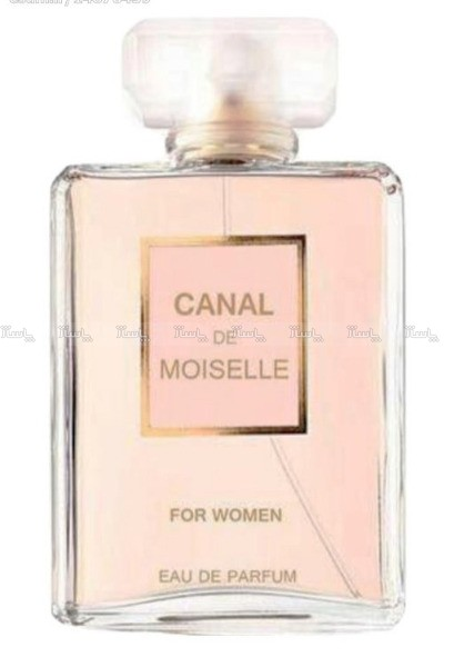 519a91cac عطر زنانه Fragrance World Canal de Moiselle 100ml کد: 40290253 ...