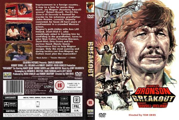 Break Out - Charles Bronson 1975-تصویر اصلی