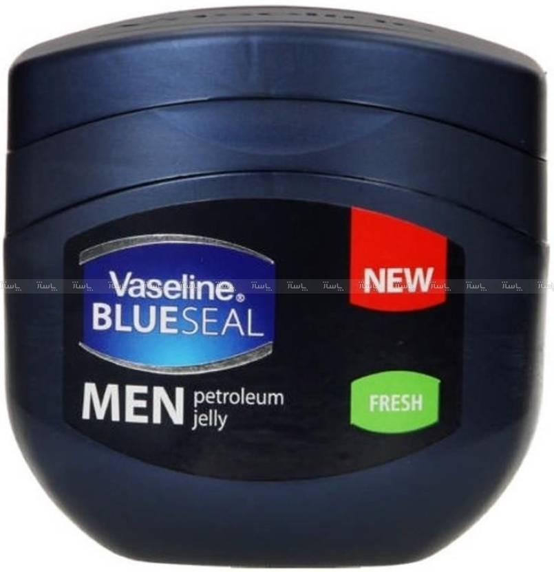 چانه وازلین بلوسل مردانه Vaseline Blueseal Petroleum Jelly for Men, Fresh 1