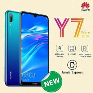 Huawei y7 prime 2019  شرکتی-تصویر 4