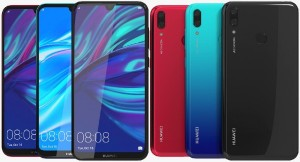 Huawei y7 prime 2019  شرکتی-تصویر 3
