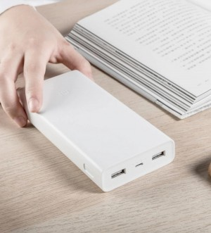 Xiaomi power bank 20000 2c