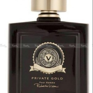 عطر مردانه Roberto Vizzari Private Gold 100ml EDT