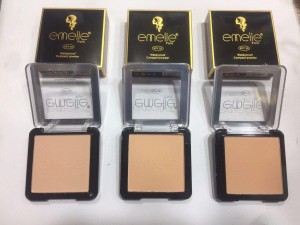 پنکک دو کاره امیلی  Emelie water proof compact powder