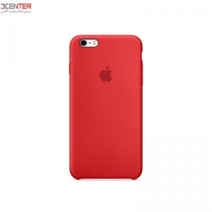 Apple Silicone Cover For iPhone 6 Plus/6s Plus-تصویر 2