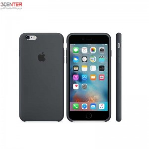Apple Silicone Cover For iPhone 6 Plus/6s Plus-تصویر 3