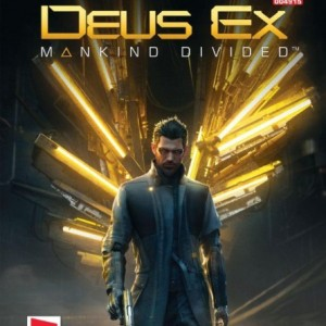 بازی Deus Ex-Mankind Divided