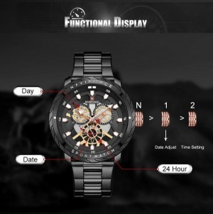 Naviforce New collectionFull dateModel:9158 CHALENGER 3D-تصویر 2