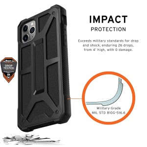 کاور مقاوم Monarch UAG iPhone Iphone 11Pro