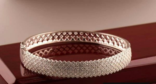 دستبند نقره پرنس-تصویر اصلی