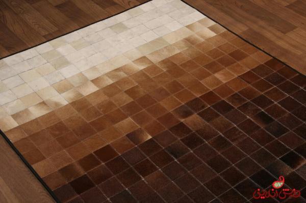 فرش پوست و چرم ۲۲۰۹-تصویر اصلی