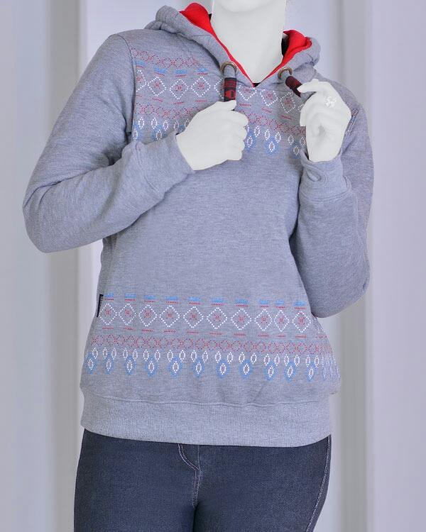 هودی دخترانه مدل 7112-تصویر اصلی
