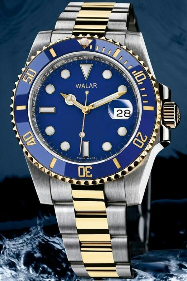 ساعت مچی طرح Submariner Date-تصویر اصلی
