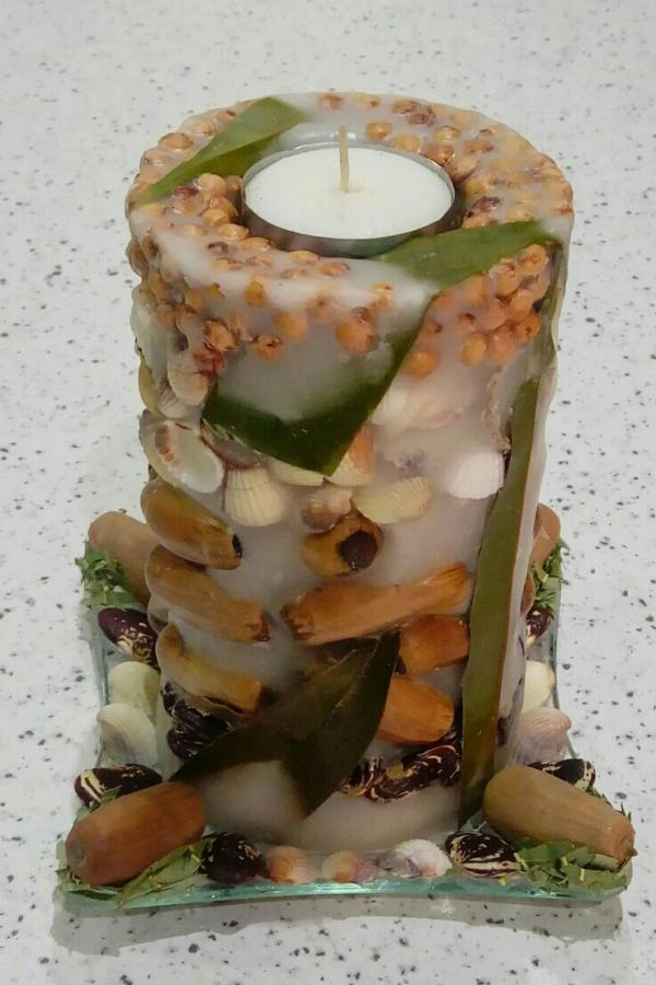 شمع طبیعت-تصویر اصلی