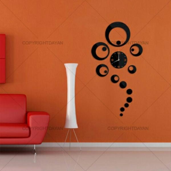 ساعت دیواری طرح مژده-تصویر اصلی
