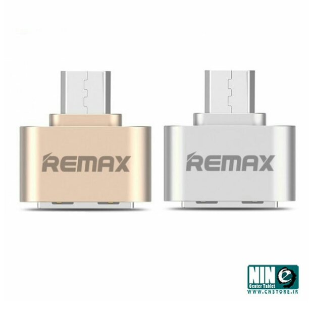 تبدیل Remax OTG Micro USB converter-تصویر اصلی