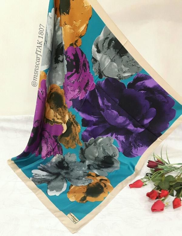روسری ساتن hps-تصویر اصلی