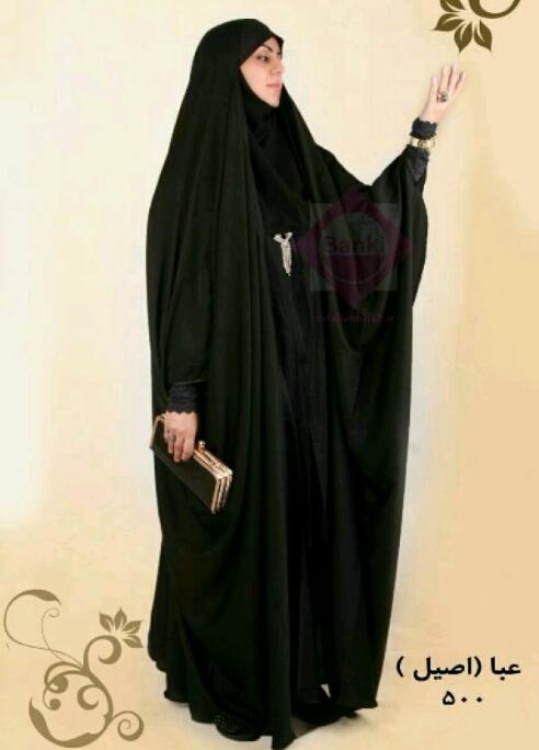 چادر عبایی (اصیل)-تصویر اصلی