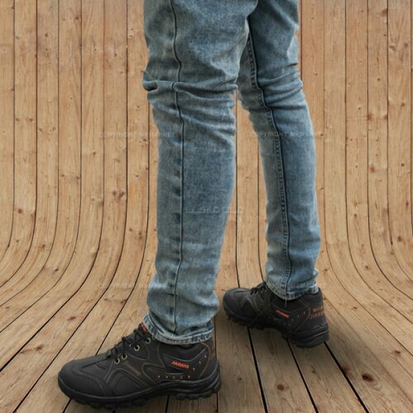 كفش مردانه Jiaxiang مشكی-تصویر اصلی