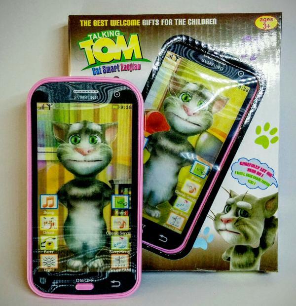 موبایل تام سخنگو-تصویر اصلی