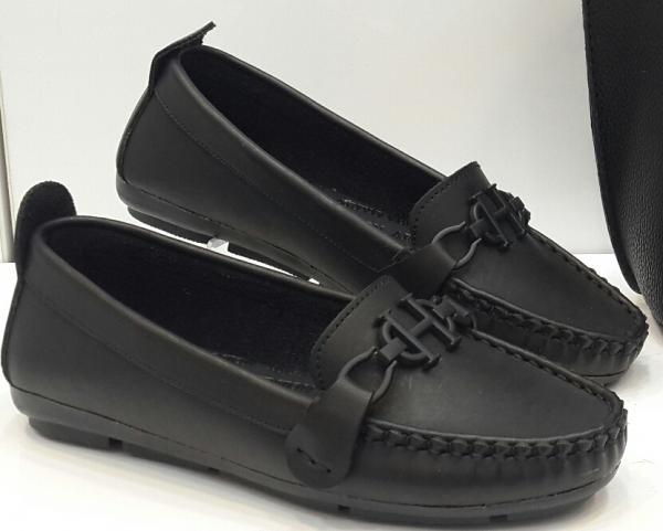 کفش کالج چرم-تصویر اصلی