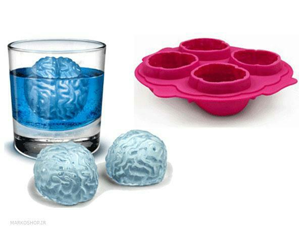یخ ساز طرح مغز انسان-تصویر اصلی