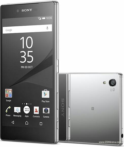 Sony Z5 Permium-تصویر اصلی