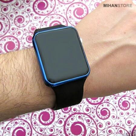 ساعت LED طرح اپل واچ-تصویر اصلی