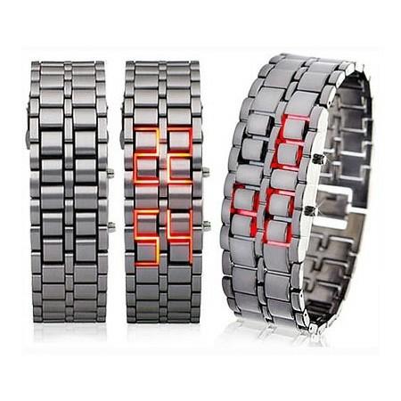 ساعت LED مدل Iron Samurai-تصویر اصلی