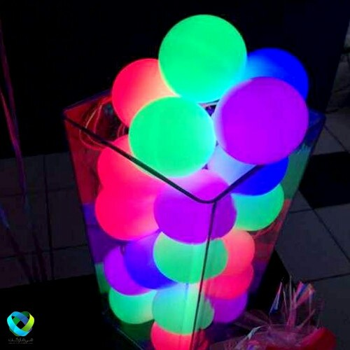 بادکنک های نورانی LED-تصویر اصلی