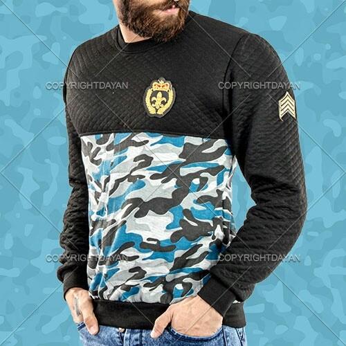 بلوز مردانه ارتشی-تصویر اصلی