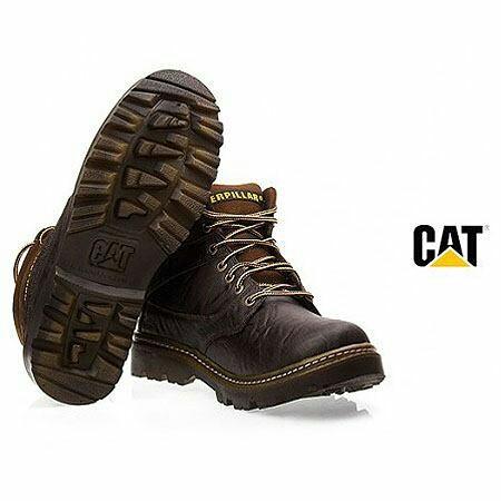 نیم بوت مردانه CAT-تصویر اصلی