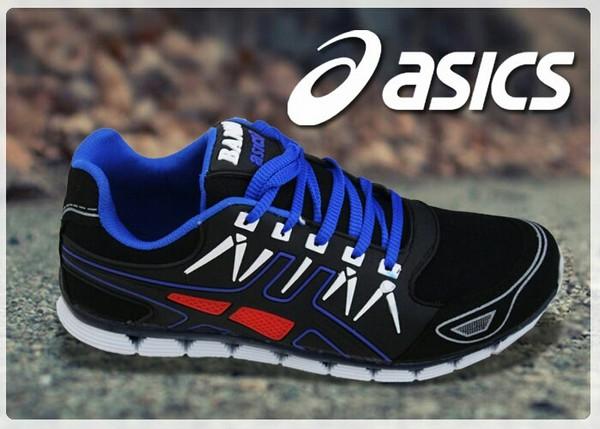 کفش مردانه asics مدل BANDO BLACK-تصویر اصلی