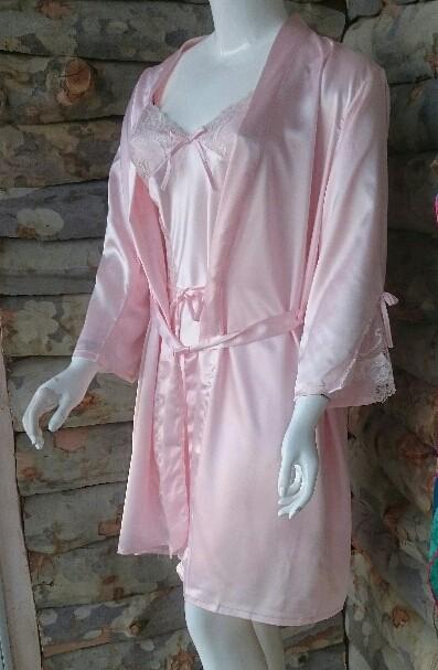 لباس خواب ساتن-تصویر اصلی