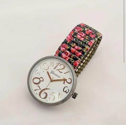 ساعت گلدار جنوا-تصویر اصلی
