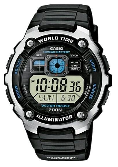 ساعت LEDمردانه-تصویر اصلی