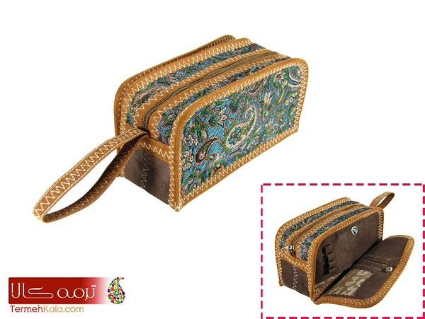 کیف لوازم آرایش مستطیل-تصویر اصلی