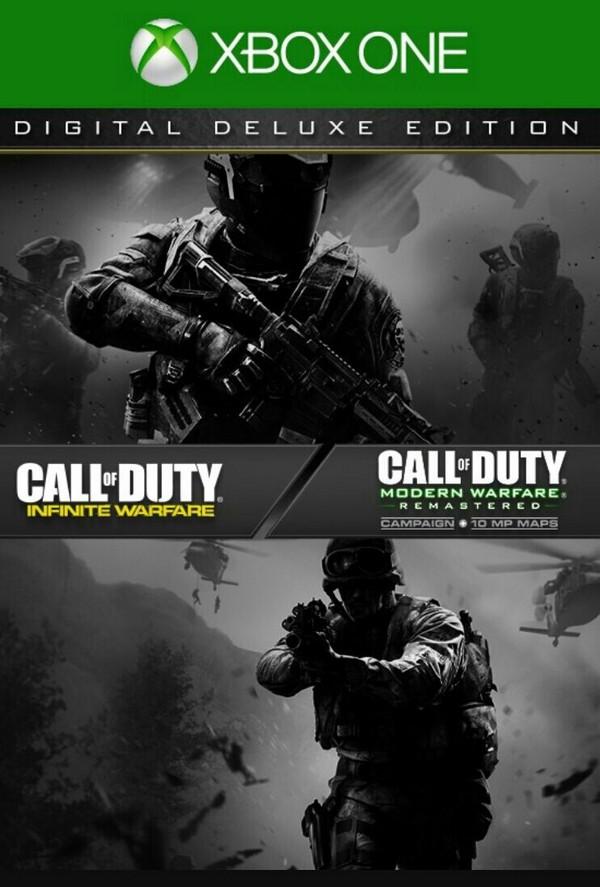 Call Of Duty INFINITE WARFARE: DELIXE E-تصویر اصلی