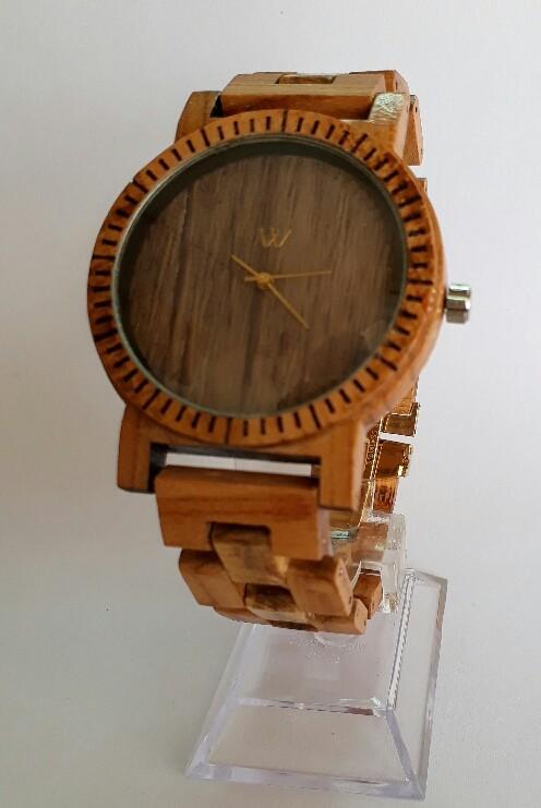 ساعت مچی تمام چوب-تصویر اصلی