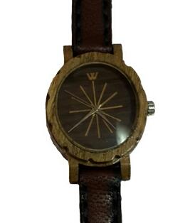 ساعت مچی چوبی زنانه-تصویر اصلی