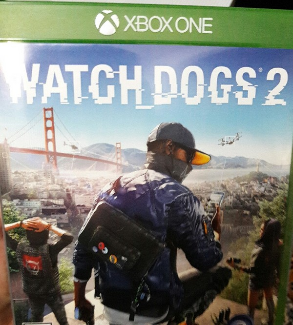 چانه watch dogs2
