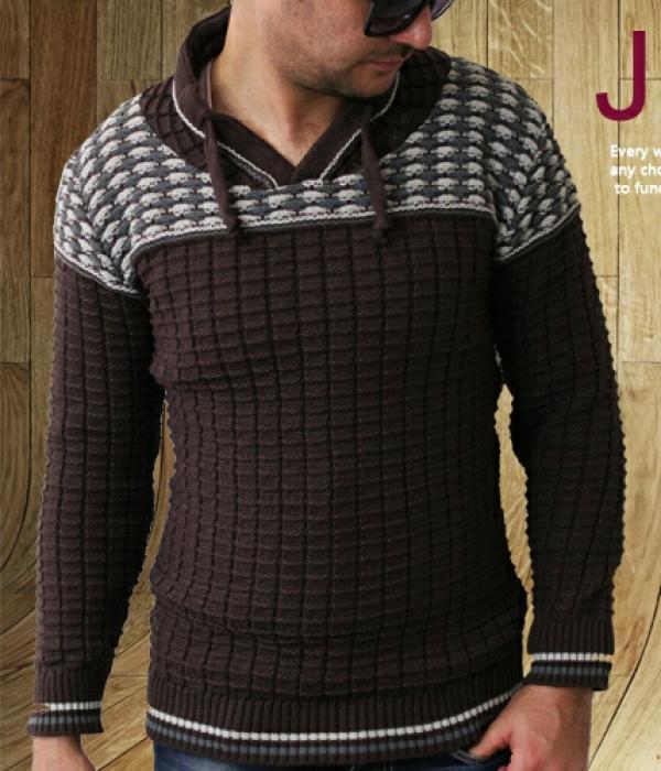بافت مردانه مدل Jilien-تصویر اصلی
