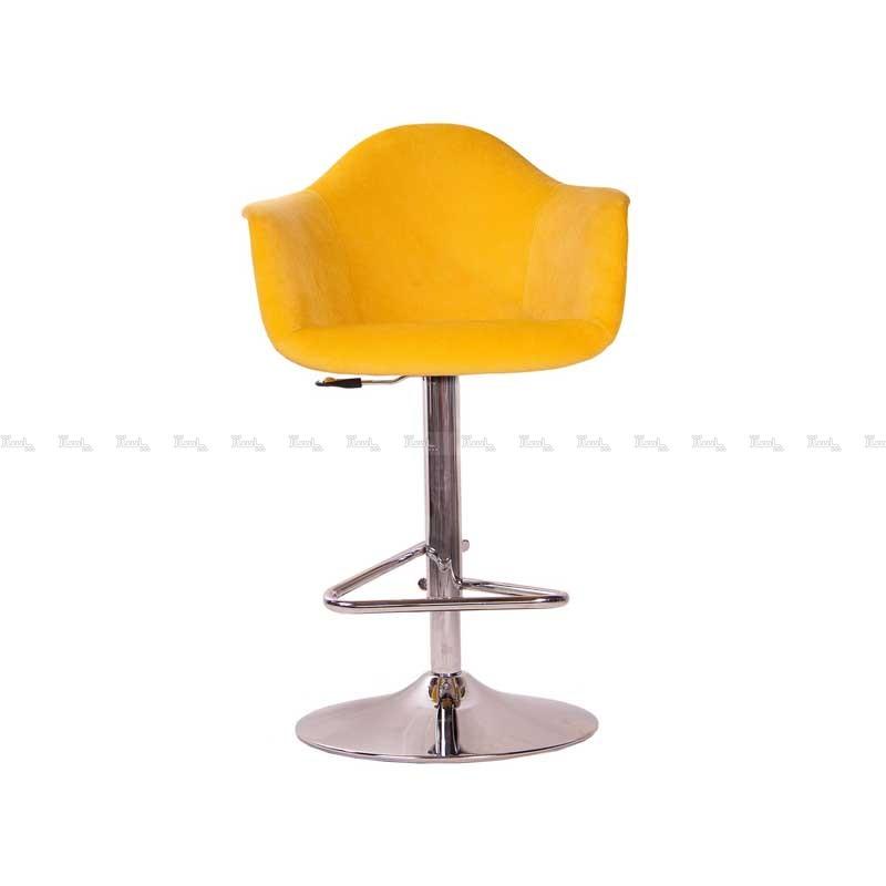 صندلی اپن پایه گردان مدل ایزی کد ET51 استیل هامون-تصویر اصلی