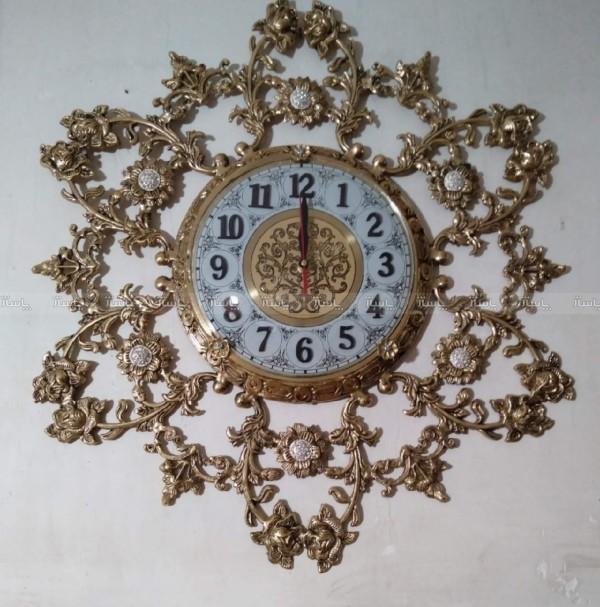 ساعت برنز دیواری-تصویر اصلی
