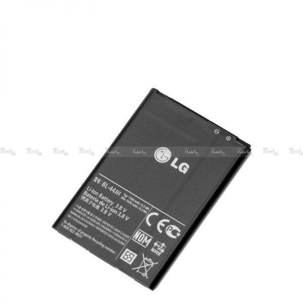 باتری اورجینال گوشی ال جی Motion MS770 مدل BL-44JH-تصویر اصلی
