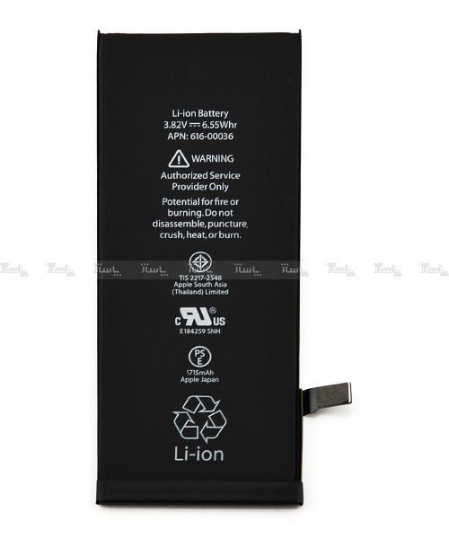 باتری اورجینال آیفون iphone 6s-تصویر اصلی