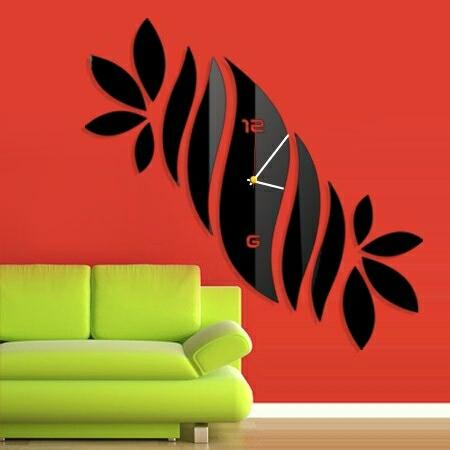 ساعت دیواری طرح هیراد کد کالا ۰۶۲۰-تصویر اصلی
