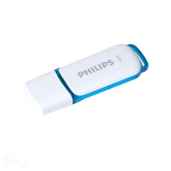 فلش مموری PHILIPS مدل SNOW ظرفیت 16 گیگابایت USB 2.0-تصویر اصلی