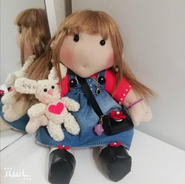 عروسک روسی کد 4-تصویر اصلی